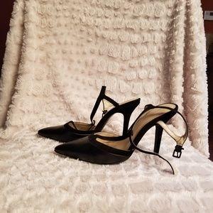 BCBG slingback heels